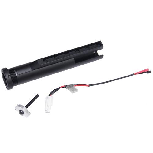 M4/M16 Stock Tube for Li-Po Battery