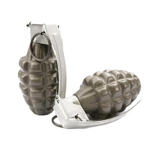 Mock MK-2 Hand Grenade Shape BB Loader