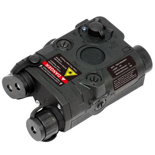 Battery Box w/ Laser Pointer