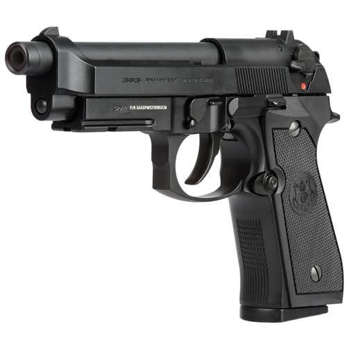 GPM92 Green Gas Blowback Airsoft Pistol