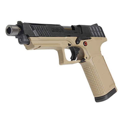 GTP9 22rd Gas Blowback Plastic Airsoft Pistol