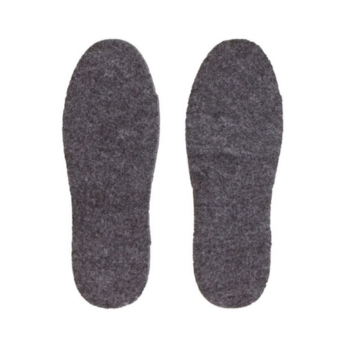 Ganka Insole Of Felt And Foam Center