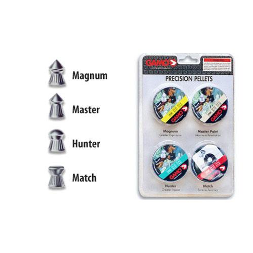 Gamo .177 Combo Hunter Magnum Master Point Match Pack