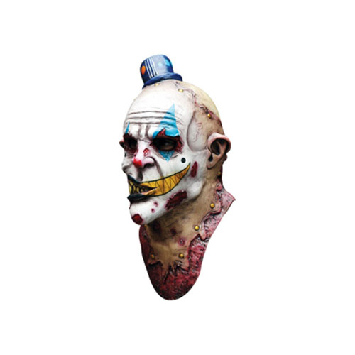 Killer Clown Mime Zack Mask