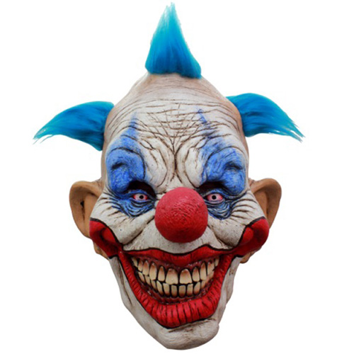 Dammy the Clown Costume Mask
