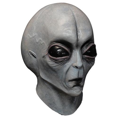Area 51 Alien Costume Mask