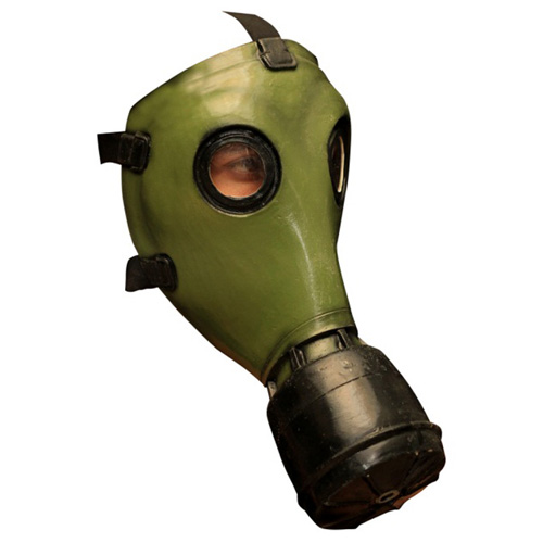 GP-5 Russian Costume Gas Mask - Green