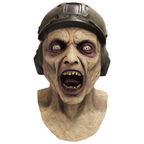 Mayday Zombie Costume Mask