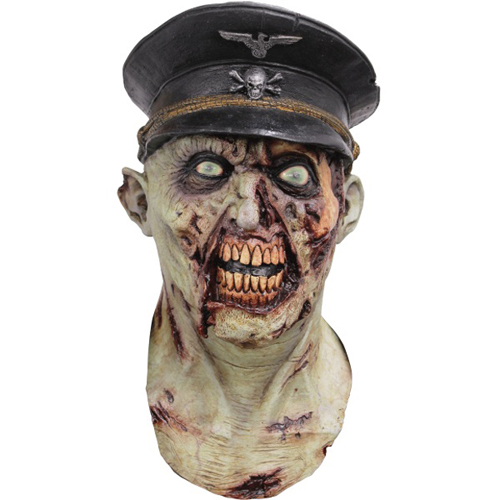 German Military Zombie Mask