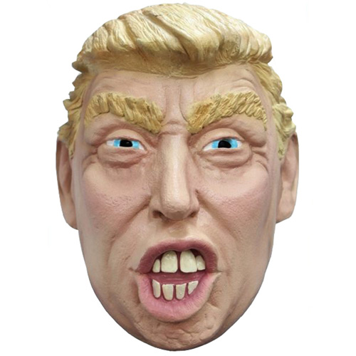 Trump Costume Mask