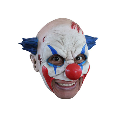 Chinless Clown Mask