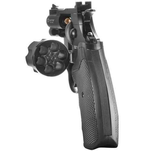 CLT-B25 Full Metal Compact CO2 BB Revolver