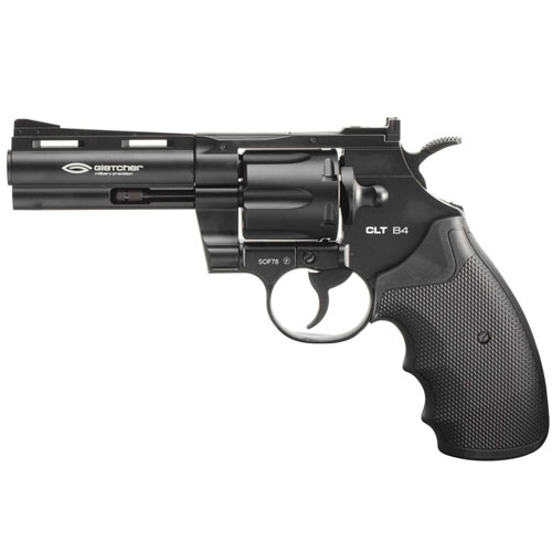 Gletcher CLT B4 Full Metal BB Revolver