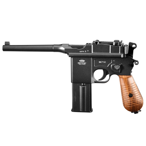 .177 Caliber CO2 Powered Blowback Pistol