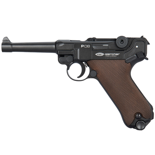 P08 .177 Caliber Blowback BB Pistol