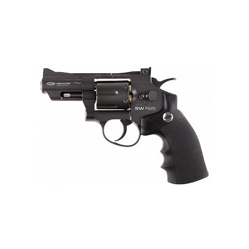Full Metal CO2 Revolver
