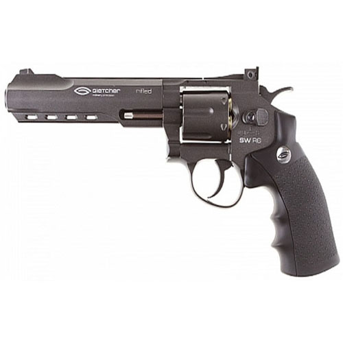 Gletcher .177  Caliber Full Metal CO2 Revolver