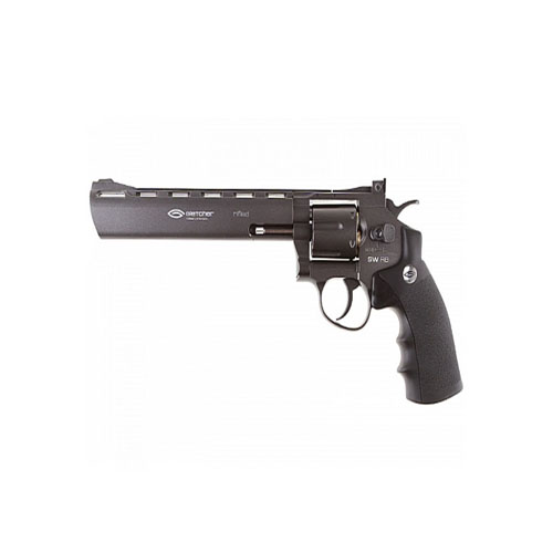 Gletcher 4.5 mm Full Metal CO2 Revolver