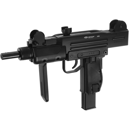 Gletcher UZM Steel BB Submachine Gun