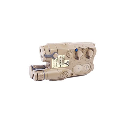 PEQ-16 Battery Tan Case