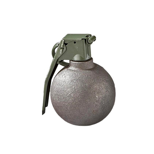 Metal Baseball Dummy Grenade