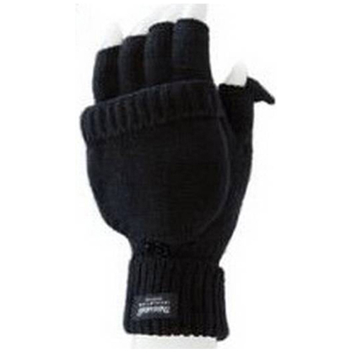 Midwest Quality Glove Fingerless Ragg Wool Glove