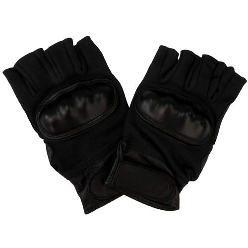 Fingerless Hard Knuckle Tactical Gloves