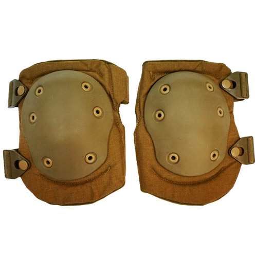 Protective Knee Pads - Tan