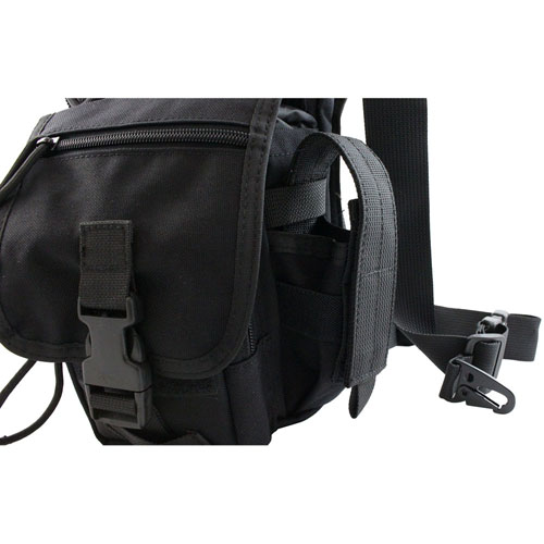 Tacitcal EDC Shoulder Bag - Black
