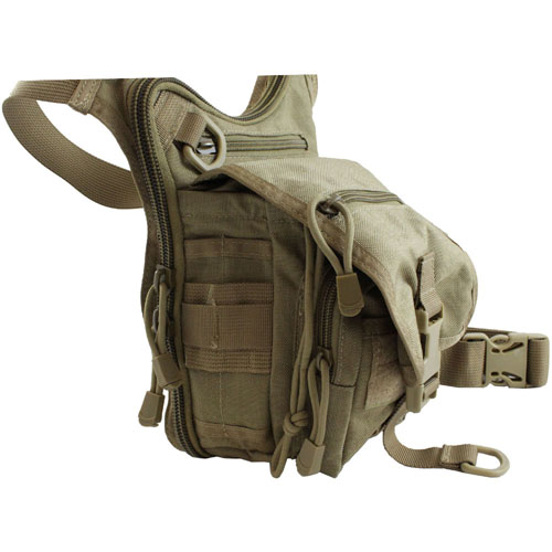 Tacitcal EDC Shoulder Bag - Tan