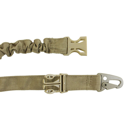 Tactical Single Point Sling - Tan