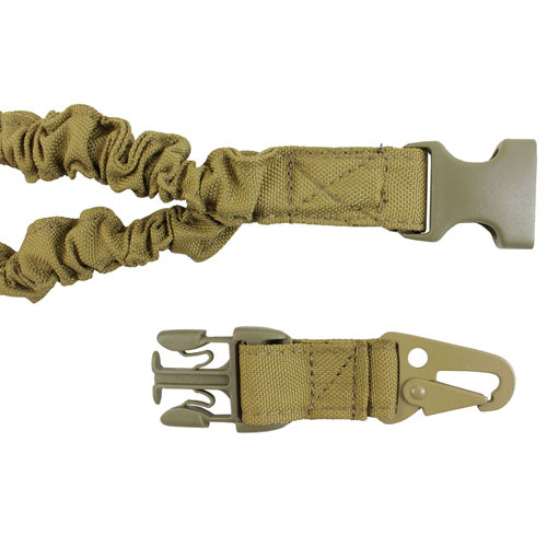 Quick-Detach Single Point Sling - Tan