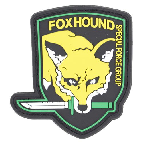 Fox Hound Badge