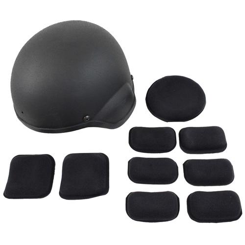 MICH 2000 Helmet - Black