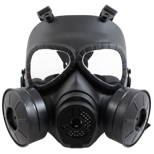 Full Face Airsoft Gas Mask
