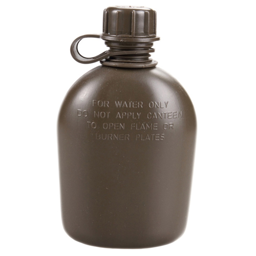 Hayes 1 Quart Canteen With Clip