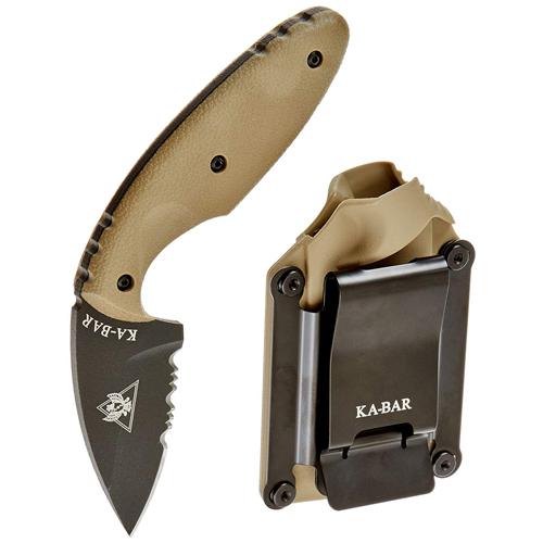 Original TDI Law Enforcement Fixed Blade Knife