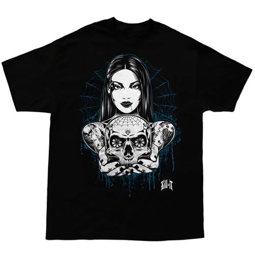 Black Kill It Nakita T-Shirt