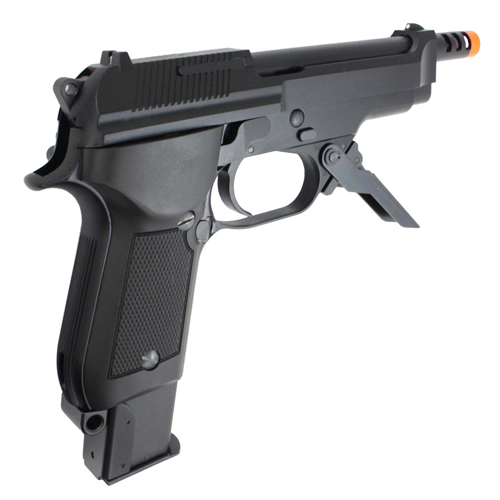 M93RII NS2 Full Metal Gas Blowback Airsoft Pistol