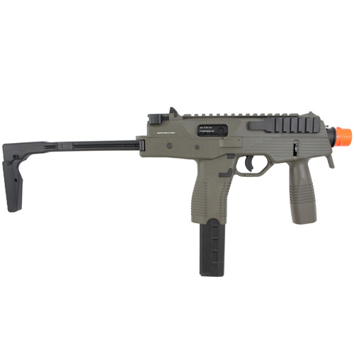 KMP9 NS2 GBB Airsoft Submachine Gun