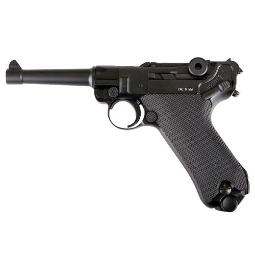 Luger P08 Full Metal Airsoft Gun