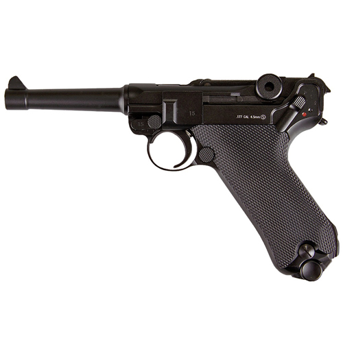 Luger P08 Full Metal BB Gun