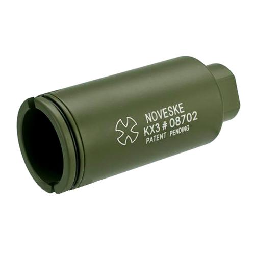 Madbull Noveske KX3 Sound Amplifier Flashhider - 14mm Negative