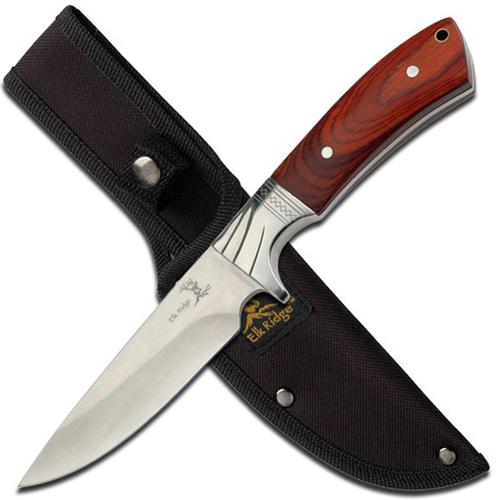 Elk Ridge Gentleman Fixed Blade knife
