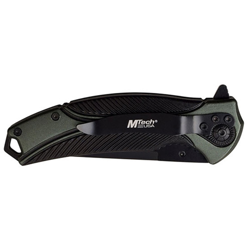 MTech USA MT-A1010GN Spring Assisted Knife - Green