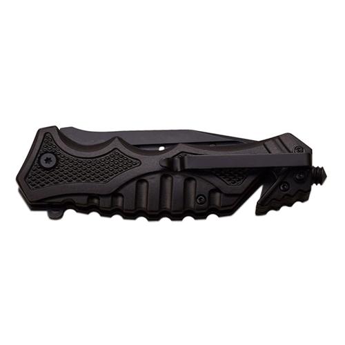 A937WS Half-Serrated Edge Folding Knife