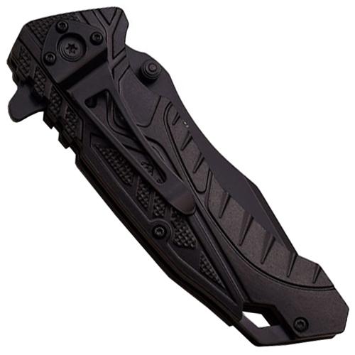 A954 Dual Tone Handle Folding Knife