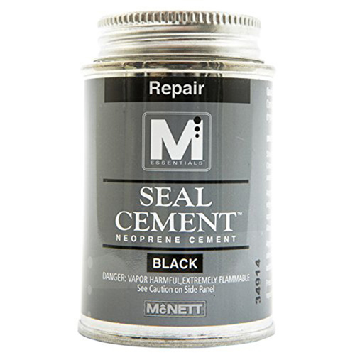 McNett 60ml Black Seal Cement