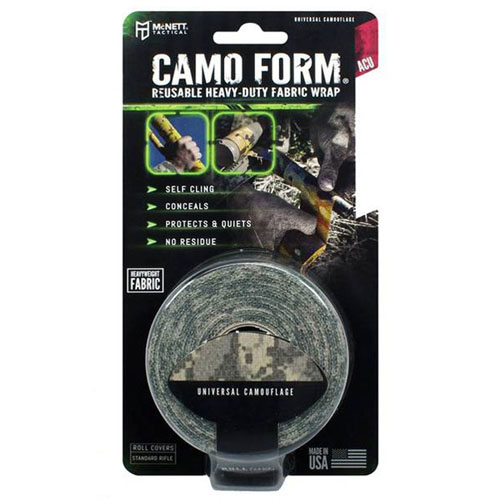 Camo Form Self-Clinging Wrap Tape