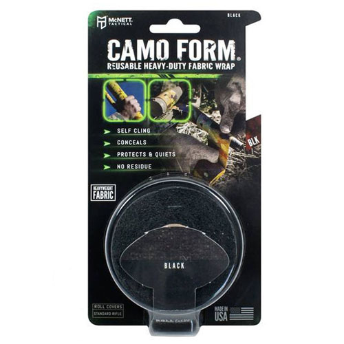 McNett Camo Form Black